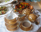 An Autumn Tea Party