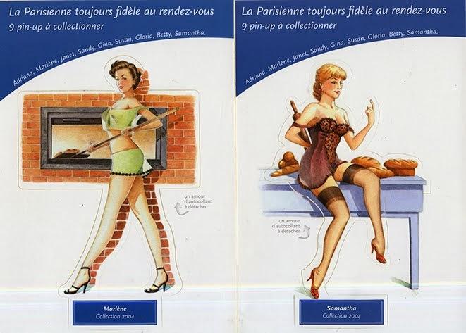 La Parisienne pin up 1 Technique: Acrylique
