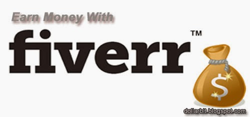 How to Earn money online via Fiverr.