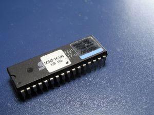 Chip da BIOS