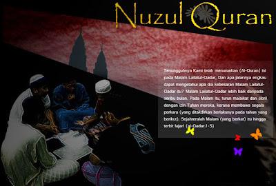 Nuzul+AlQuran