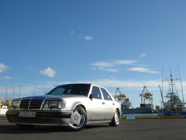 Mercedes benz 500e w124 benztuning for Mercedes benz 500e