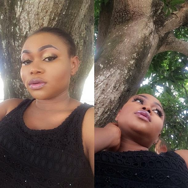CHECK OUT RUTH KADIRI WITHOUT WIG