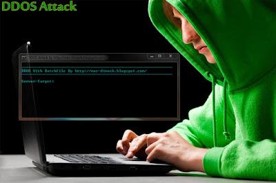 Cara DDOS Attack Terbaru