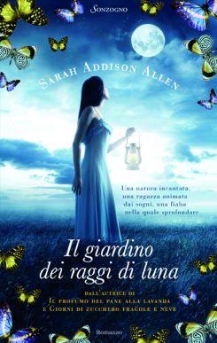 The book lover anteprima il giardino dei raggi di luna - Il giardino di mezzanotte ...