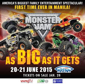 Monster Jam: Manila