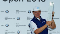 GOLF-Ernie Els campeón del Open de Múnich