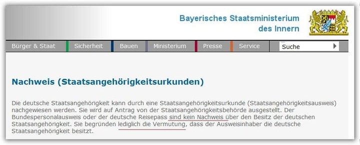 Excalibur: Bayerisches Staatsministerium des Innern, der ...