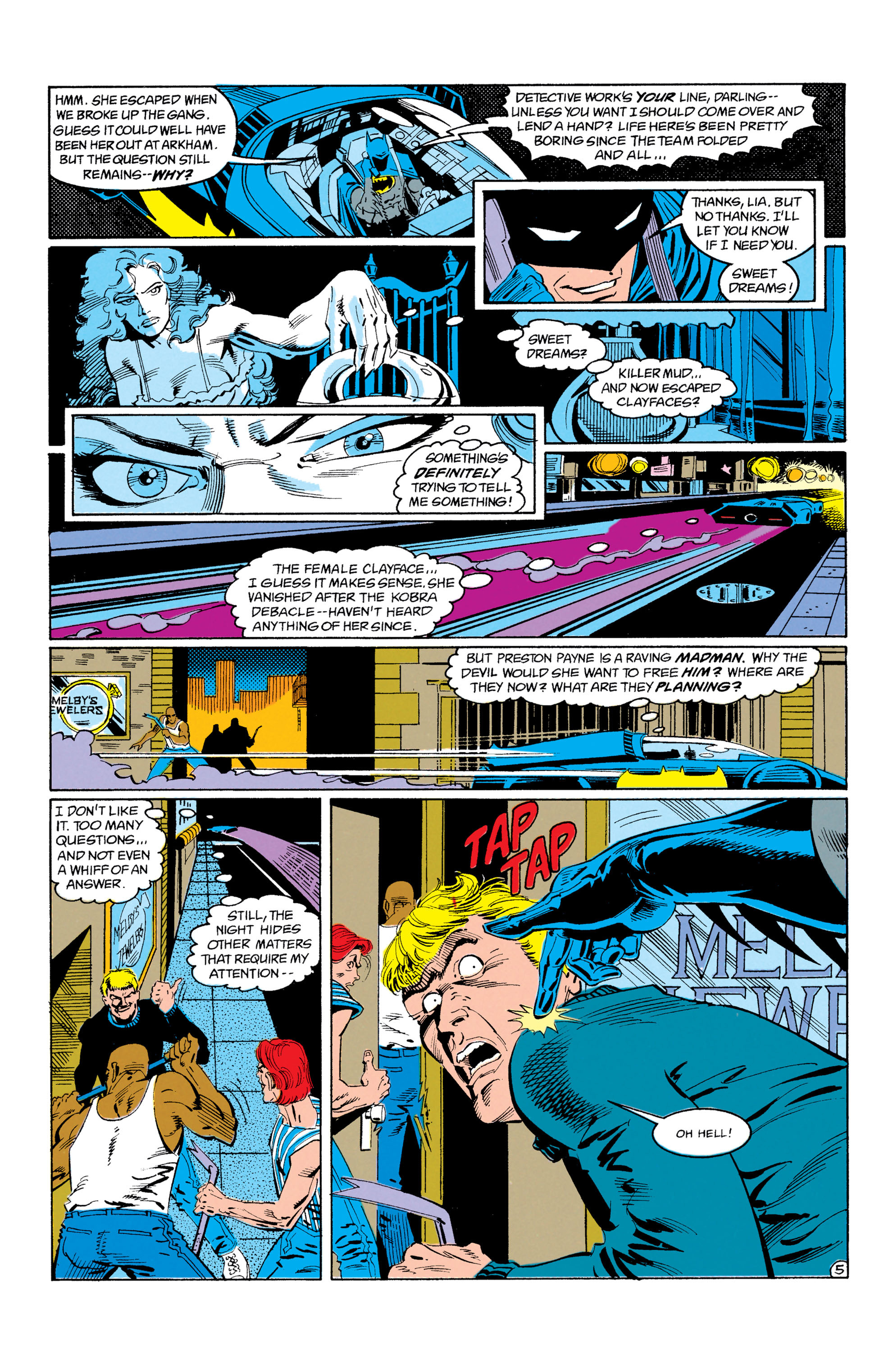 Detective Comics (1937) Issue #605 Page 6