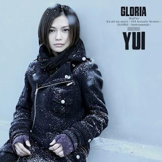 YUI - GLORIA Album YUI%2B-%2BGloria