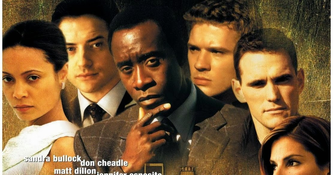 Amazoncom Crash Widescreen Edition Don Cheadle