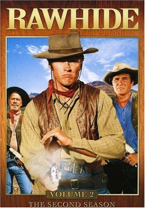 Television s new frontier the 1960s rawhide 1960