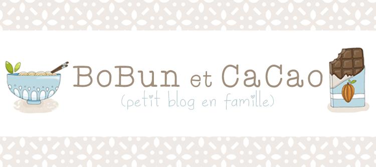 Bobun et Cacao