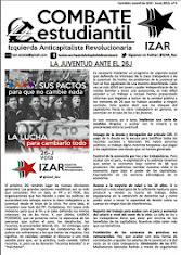 COMBATE ESTUDIANTIL DE IZAR (Junio) 2016