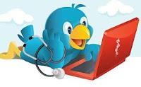 Twitter use among drug, device companies