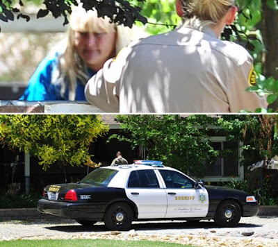 Paris Jackson Suicide Debboe Rowe Police Photo 2013