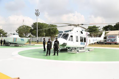 lagos state buys security helicopters
