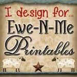 Ewe-N-Me Printables