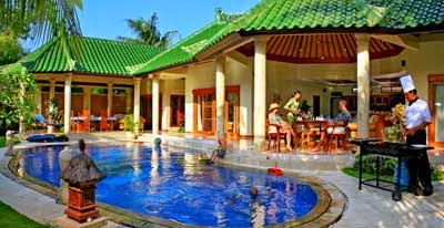Four Bedroom © Bali Luxury Villa Rental