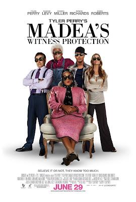 Protección de los Testigos de Madea  poster