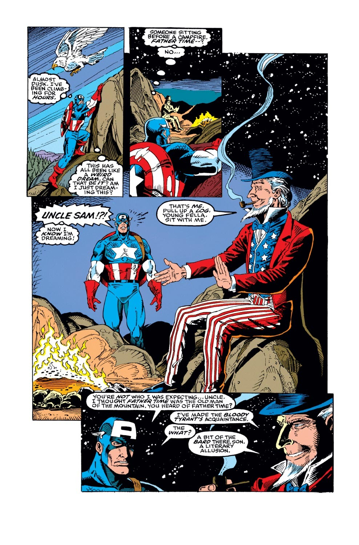 Captain America (1968) Issue #383 #316 - English 18