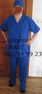 hirurske uniforme prodaja