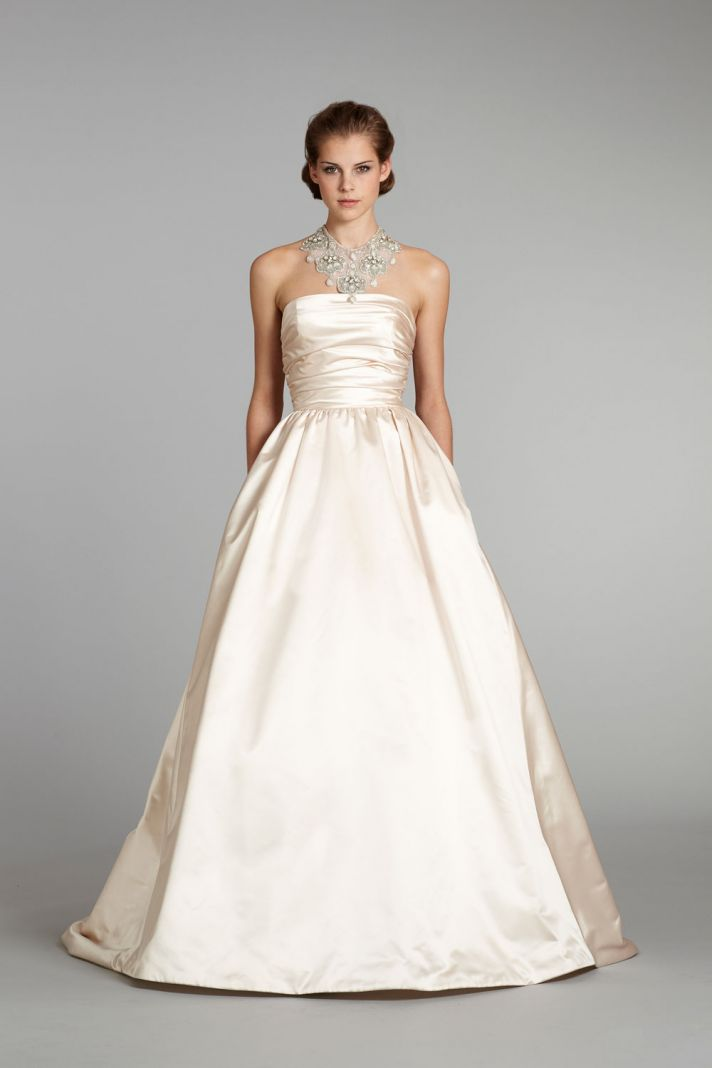 Dawn Js Fashion Wedding Gown Wedding Dresses From Lazaro