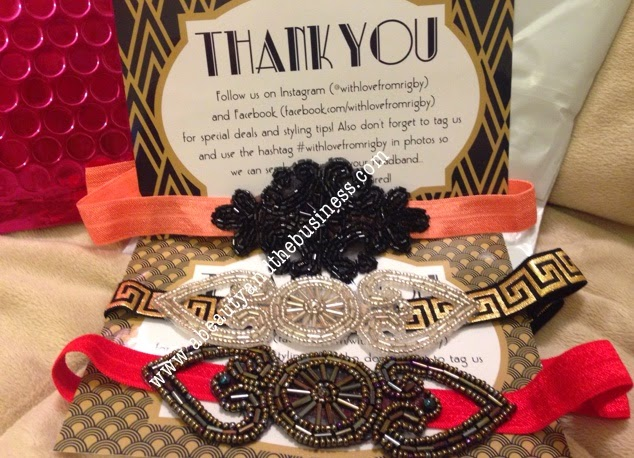flapper costume, flapper makeup, Halloween 2014, Halloween flapper, tbt, throw back thursday, with love from rigby headband review, with love from rigby review,