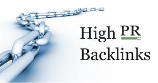Hight PR Backlink