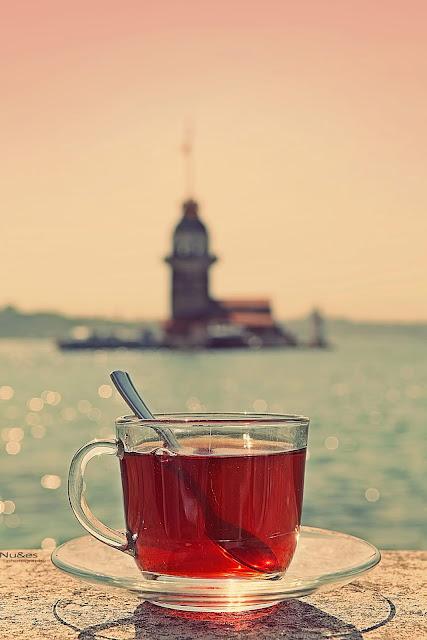 bardak çay, istanbul boğaz