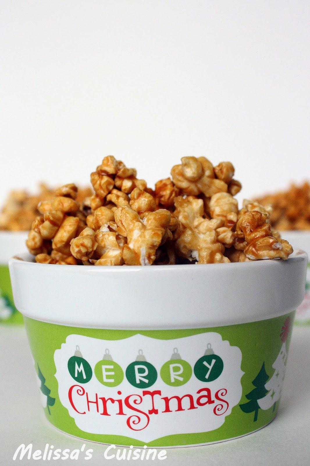Melissa's Cuisine: Caramel Corn