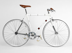 Gucci partners with Bianchi for bicycle collection