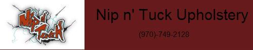Nip 'n Tuck Upholstery