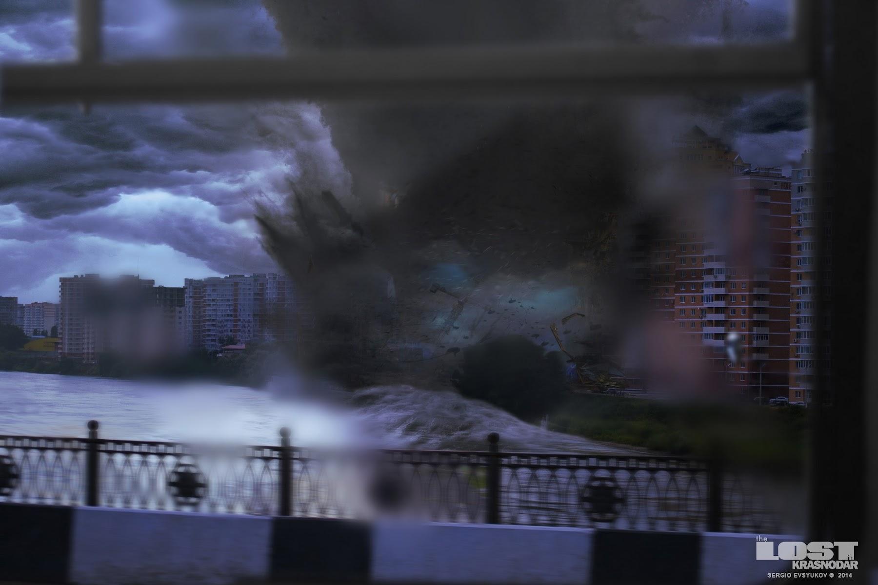 Краснодарский ураган