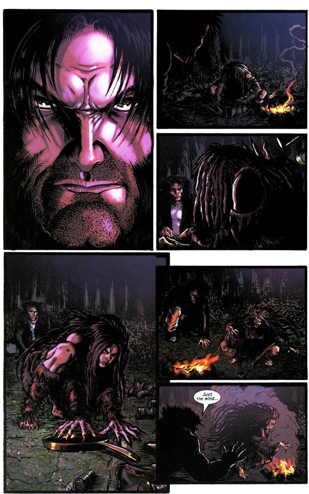 Read online Wolverine (2003) comic -  Issue #14 - 10
