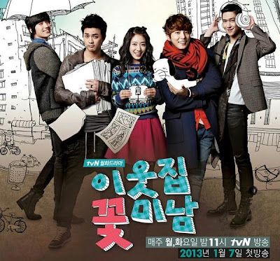 Flower Boy Next Door Episode 08