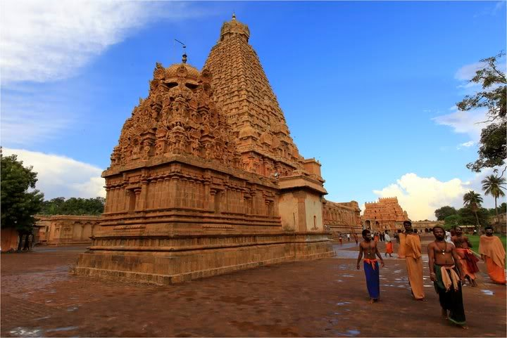 Brihadeeswara Temple, Thanjavur, Tamil Nadu