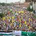 ميادين العالم تنتفض بالمظاهرات دعما لغزة ورفضا للعدوان الإسرائيلي