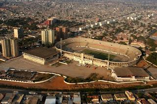 Estadio da Cidadela. Luanda, Angola