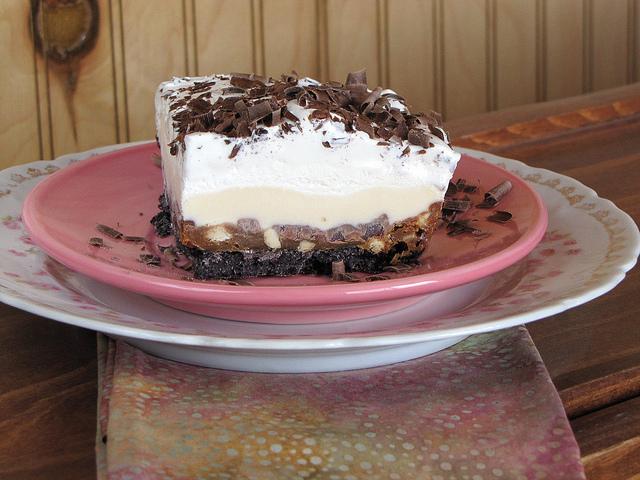 Better Than Sex Ice Cream Cake and Dulce De Leche Recipe ...