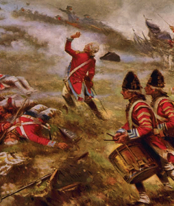 revolutionary soldiers fighting in the american war of independence