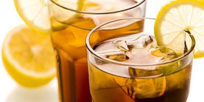 stop minum soda