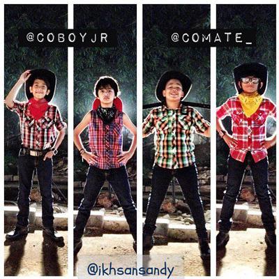 foto-foto coboy junior