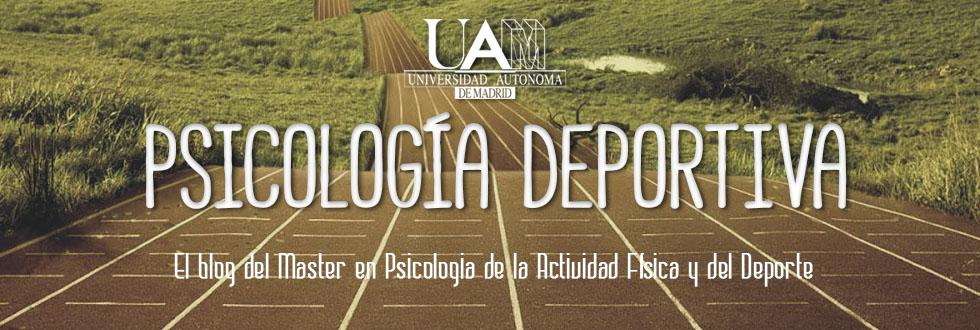Blog de Psicología Deportiva UAM