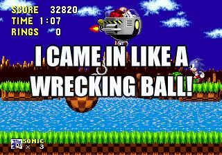 Super Mario Bros/Sonic the Hedgehog Review Sonic+meme+copy