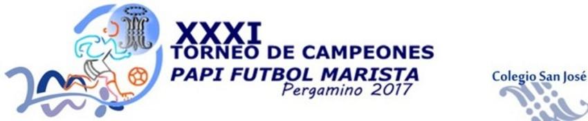 Torneo de Campeones - Papi Futbol Marista