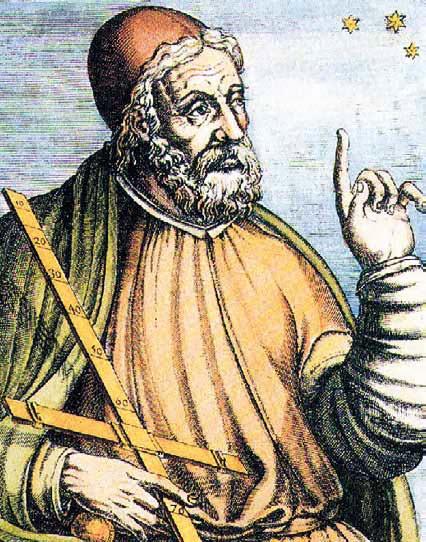 Klavdiy  Ptolemey