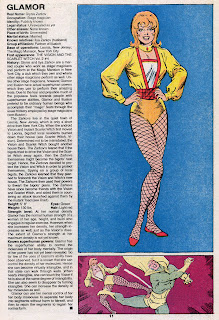 Glamur (ficha marvel comics)