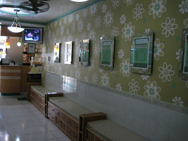 Sta Rosa Clinic Reception Area