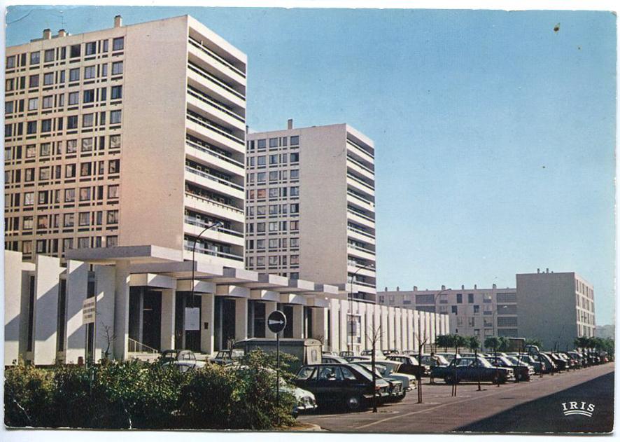 Architectures de cartes postales 2 on dirait du jean dubuisson - Jean dubuisson architecte ...